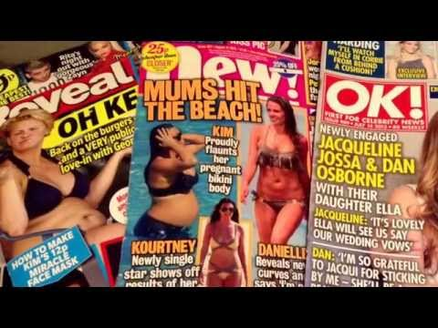 Is the advancing of the Internet damaging the worth of tabloid magazines?