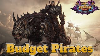 Budget Warrior Deck The Boomsday Project | Budget Aggro Pirate Warrior