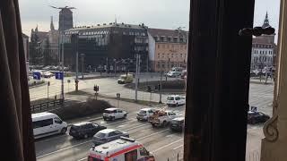 Как организована работа  транспорта в Гданьске