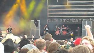 Lamb of God @ Download 2010 - Walk With Me In Hell (live)