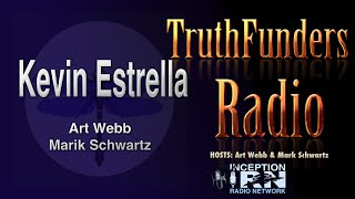 Kevin Estrella - Pyramids on Mars - TruthFunders Radio