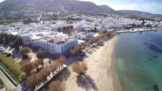 Paros Island - Aerial Video Paroikia(Aerial coastline coverage of Paroikia, Paros using Typhoon Q500 (4K) drone by YUNEEC., 2016-02-29T17:34:40.000Z)