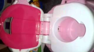 Bruin Babies R Us Fun Learning Pink Potty - Bruin bili video
