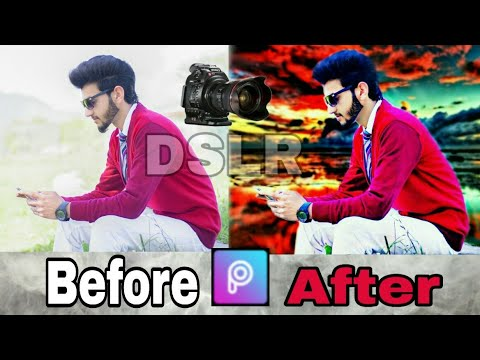 How to DSLR Photo edit with highest MB