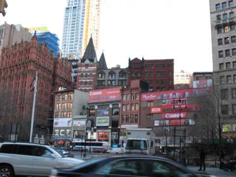 Downtown Manhattan-World Trade Center Site -- Financial District (VIII)