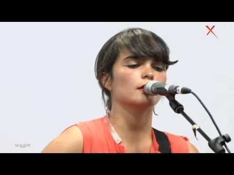 Camila Moreno - Raptado en Rockaxis Tv