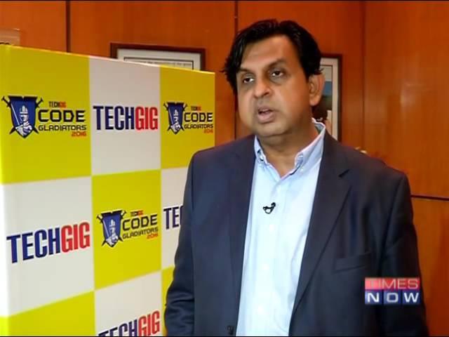 Vivek Madhukar, COO, TBS