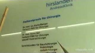 CITYGUIDE - Hirslanden Andreas clinic Switzerland Health