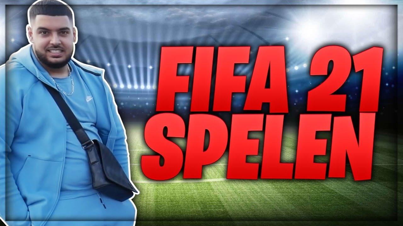 LIVE BAARD + SNOR SCHEREN! FIFA 21 Stream