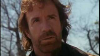 Chuck Norris - Walker Texas Ranger - Broken Nose scene