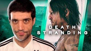 Death Stranding, Davy Jones reagindo ao novo trailer incrível e assustador