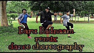 Daru Badnaam // Remix by dj lalit // Dance Choreography // Bhubaneswar