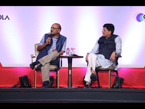 QnA: Energize and Transform – The leadership mantra for a mature institution : Shri Piyush Goyal