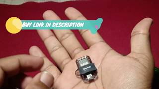 SanDisk Ultra Dual USB 3.0 64gb OTG Pendrive Unboxing And Speed Test