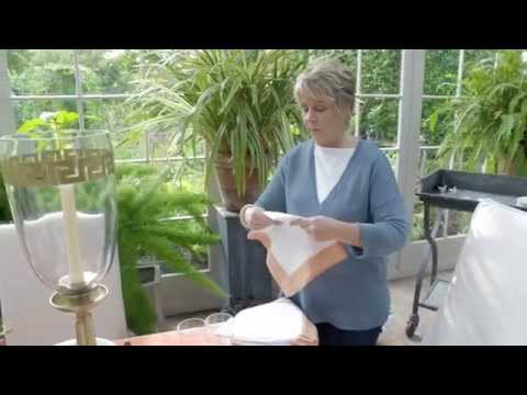 Setting A Table with Bunny Williams - YouTube