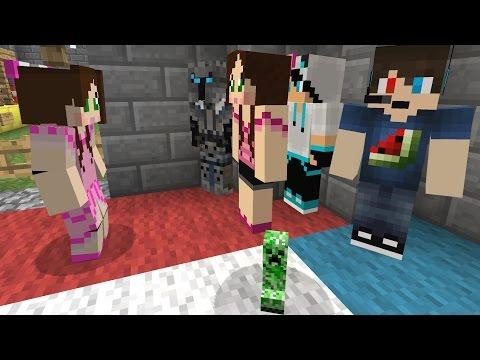 Minecraft: YOUTUBERS CASTLE CHALLENGE [EPS9] [30]