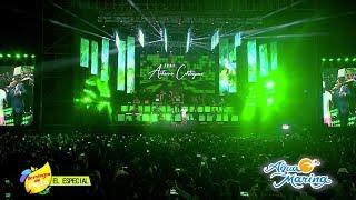 Agua Marina - Sirena del Amor ft Antonio Cartagena (En Vivo)