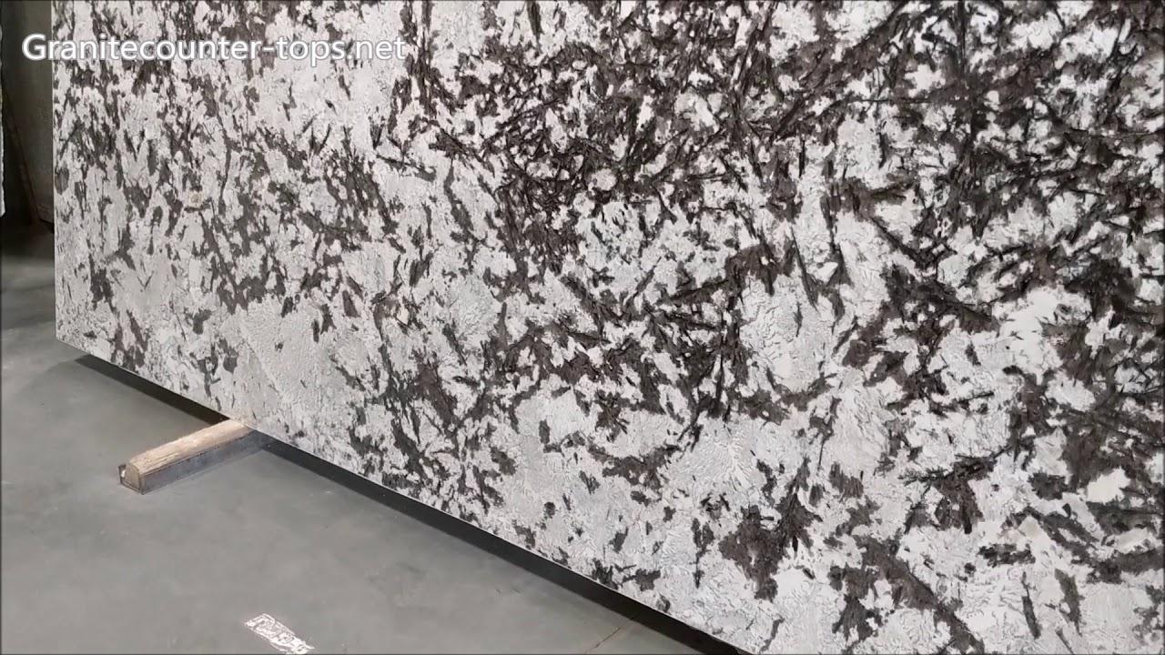 Splendor White Granite Slabs For
