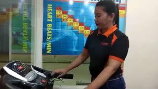 Treadmill Elektrik IS-501 D Termurah Inports