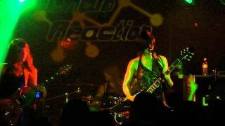 Kittie - We Are The Lamb (live) HD
