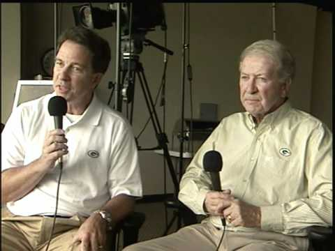 Bob and Kevin Harlan and the Green Bay Packers with Midwest Sports Weekly