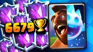 GOD MODE ACTIVATED! Best HOG Player EVER | 6679 TROPHIES!