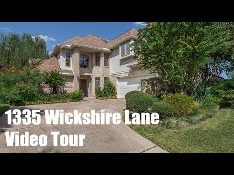 1335 Wickshire Lane, Houston, TX 77043 Video Tour