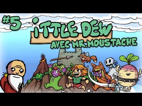 #5 Ittle Dew avec Mr.Moustache - LE PALAIS DE GLACE !