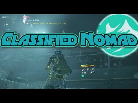 Classified Nomad Immortal Tank Build  The Division 18