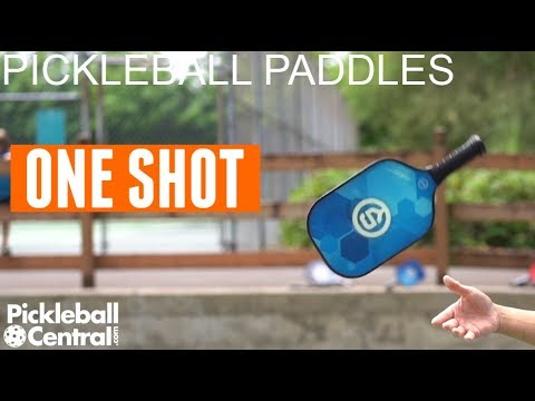 Introducing OneShot Pickleball Paddles