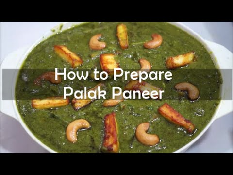 Palak paneer recipe in telugu by sirisiriplaza youtube forumfinder Images