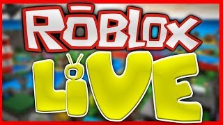Live Stream Road To 130 Subs | Playing Roblox, And MORE! :D