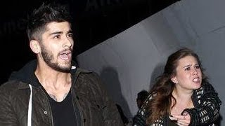 Zayn Malik Fights With Paparazzi For Niall Horan -- One Direction Gets Mobbed At LAX