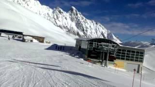 Garmisch-Partenkirchen, Zugspitze, Garmisch classic, Skiing.