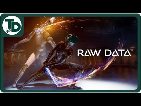 "VR ""wave"" shooter with a technothriller story 