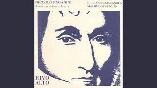 Sonata Concertata in A Major, MS 2: I. Allegro spiritoso (Per chitarra e violino)