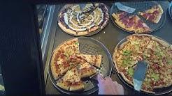 Inside Pizza Hut Buffet