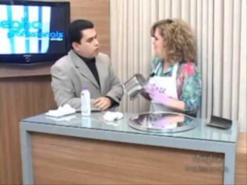 Zezé de Souza - Programa Megha II