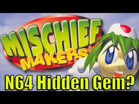 Mischief Makers - An N64 Hidden Gem?
