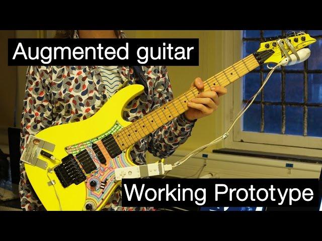 Augmented Guitar (Working Prototype)
