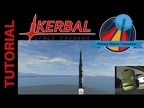 Solid Fuel Saturn V - Saving Apollo After Budget Cuts: Kerbal Space Program Making History