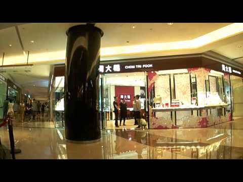 Duran AquaCam China Shenzhen Holiday Plaza Visit Video 201506xx