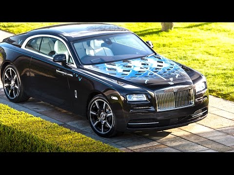 Rolls Royce Wraith 2017 Bespoke Inspired By British Music Carjam Tv