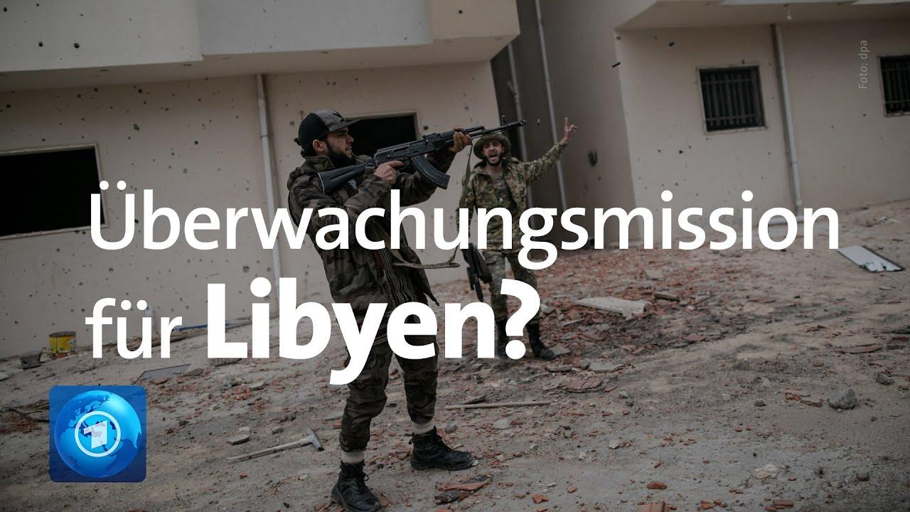 Münchner Sicherheitskonferenz: beratungen über Libyen-Konflikt - tagesschau