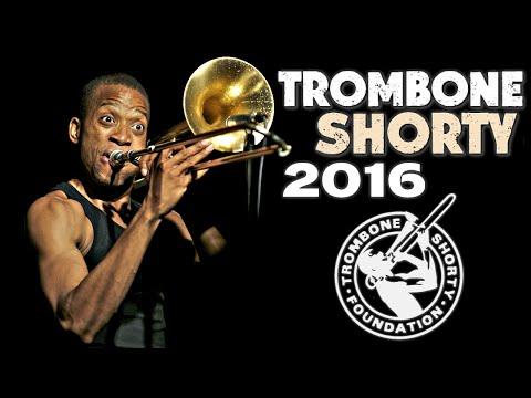 Trombone Shorty   Full Concert 2016