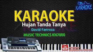 Download lagu Karaoke Hujan Tanda Tanya Technics KN7000 HD Quality Lirik No Vocal 2018 MP3