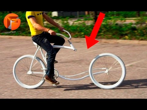 7 CRAZY BIKES You Have To See To Believe ▶2