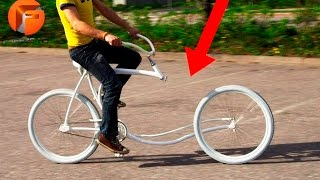 Top 10 Bikes - 7 CRAZY BIKES You Have to See to Believe ▶2