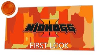Nidhogg 2 - First Look - Xbox One