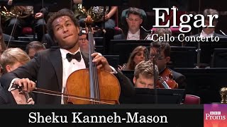 Elgar - Cello Concerto - Sheku Kanneh-Mason [BBC Proms 2019]
